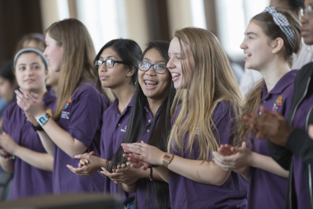 Archdiocese of Washington High School Youth Rally