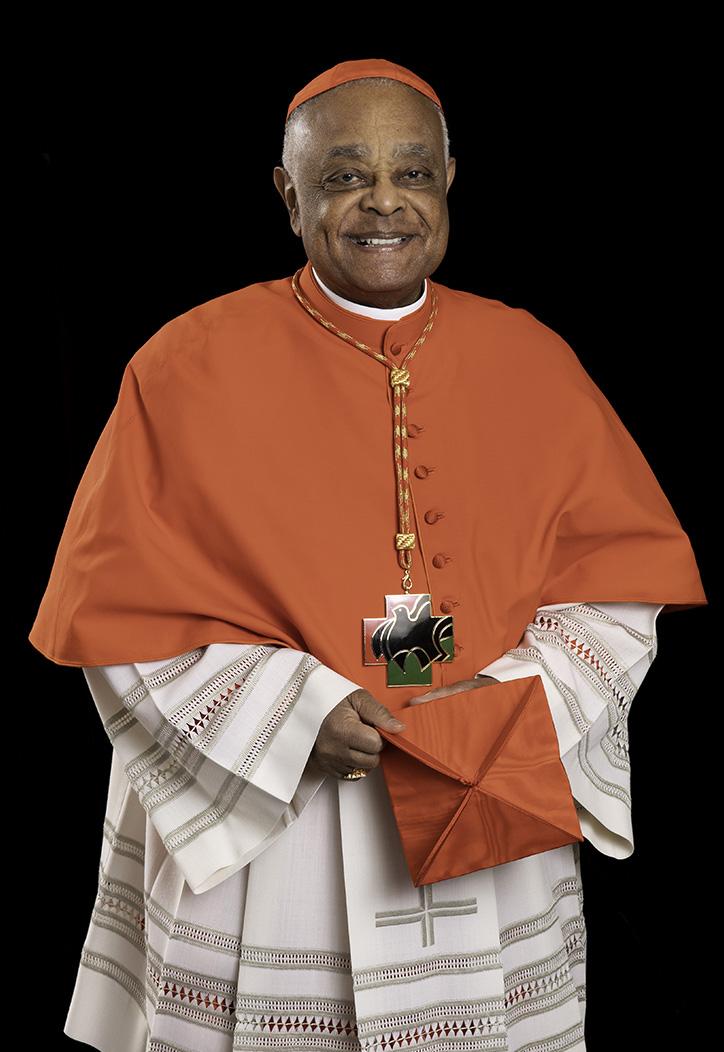 Cardinal Wilton D. Gregory